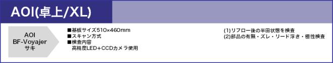 AOI(卓上/XL)